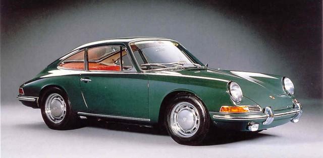 Porsche 911 locul 5 - Masina Secolului