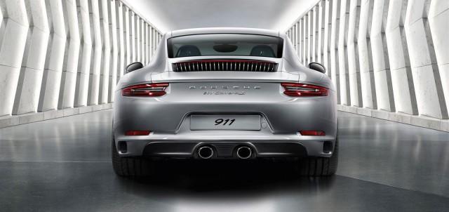 Porsche 911 Carrera S - Source Muscledrive.net